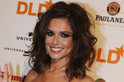 Cheryl Cole Medium Wavy Cut