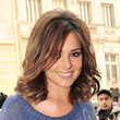 Cheryl Cole Hair - Medium Wavy Cut