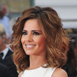 Cheryl Cole Hair - Short Wavy Cut