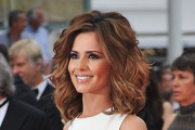 Cheryl Cole Short Wavy Cut