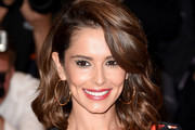 Cheryl Fernandez-Versini Shoulder Length Hairstyles