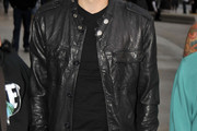 Chester Bennington Leather Jacket