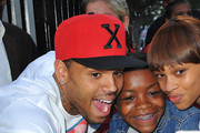 Chris Brown Baseball Caps