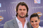 Chris Hemsworth Medium Straight Cut