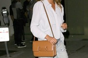 Chrissy Teigen Shoulder Bags