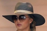 Chrissy Teigen Casual Hats