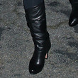 Christina Aguilera Knee High Boots