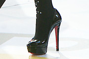 Christina Aguilera Platform Pumps