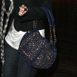 Christina Aguilera Studded Shoulder Bag