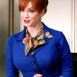 Christina Hendricks Clothes - Blazer