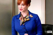 Christina Hendricks Blazer