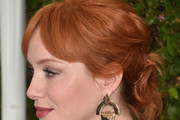 Christina Hendricks Updos