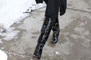 Christina Milian Knee High Boots
