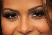 Christina Milian Smoky Eyes