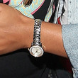 Christina Milian Sterling Bracelet Watch