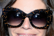 Christina Pitanguy Novelty Sunglasses