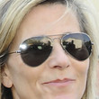 Claire Chazal Sunglasses - Aviator Sunglasses