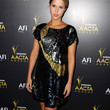 Claire Holt Clothes - Beaded Dress