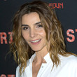 Clotilde Courau Medium Wavy Cut
