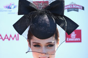 Coco Rocha Dress Hats