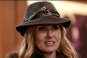Connie Britton Fedora