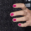 Connie Britton Pink Nail Polish