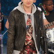 Conor Maynard Clothes - Leather Jacket