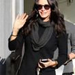 Courteney Cox Clothes - Crewneck Sweater