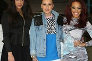 Courtney Rumbold Denim Jacket
