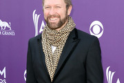Craig Morgan Patterned Scarf