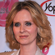 Cynthia Nixon Hair - Graduated Bob