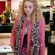 The Carrie Diaries Wool Coat
