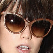 Daisy Lowe Sunglasses - Cateye Sunglasses