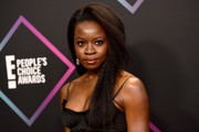 Danai Gurira Long Hairstyles