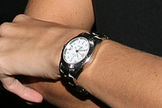 Daniella Sarahyba Sterling Bracelet Watch