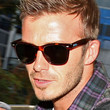 David Beckham Wayfarer Sunglasses