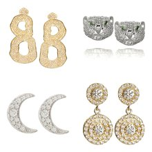 Decadent Diamond Earrings