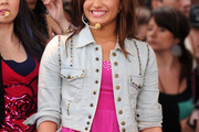 Demi Lovato Denim Jacket