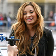 Demi Lovato Hair - Long Wavy Cut