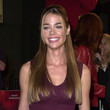 Denise Richards Hair - Half Up Half Down