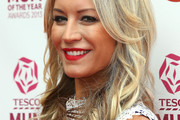 Denise van Outen Long Curls