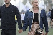 Diane Kruger Denim Jacket