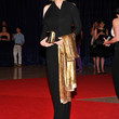 Diane Sawyer Clothes - Evening Dress