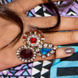 Dionne Bromfield Gemstone Ring