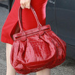 Dita Von Teese Patent Leather Tote