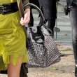 Donna Air Metallic Tote