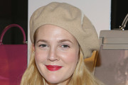 Drew Barrymore Casual Hats