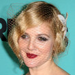 Drew Barrymore Hair - Finger Wave