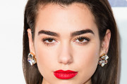 Dua Lipa Long Hairstyles