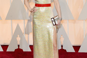 Nicole Kidman Strapless Dress